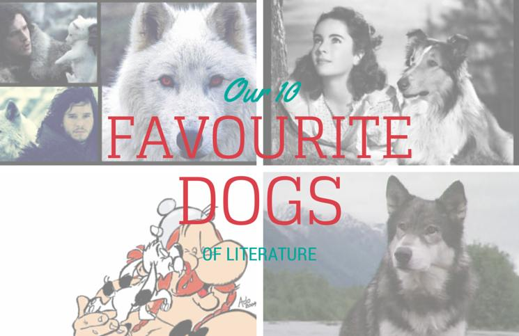 10 favourite dogs of literature – from Lassie to White Fang