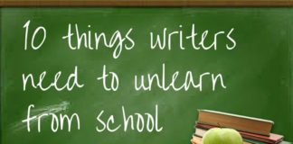blackboard and rules writers should unlearn from school