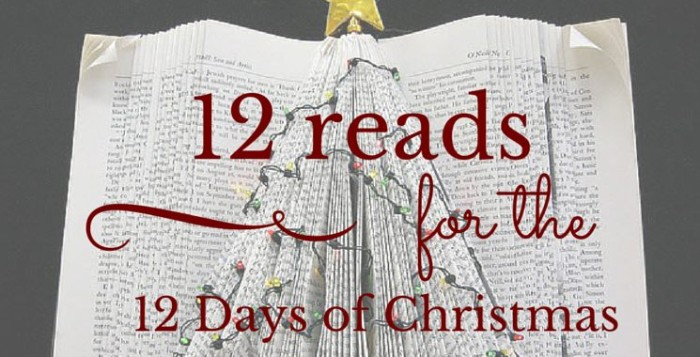 12 reads of christmas