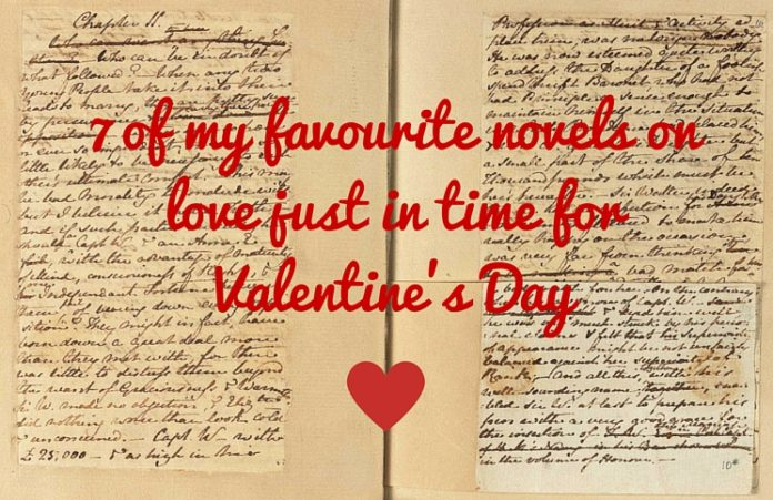 Books to read on Valentine's Day