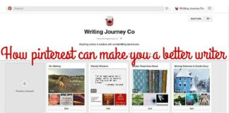 writing journey co pinterest page